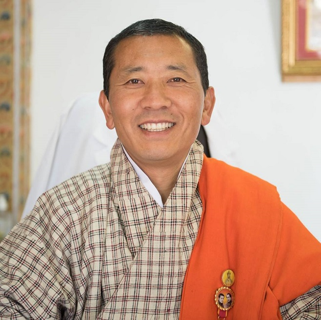 Image of Lotay Tshering