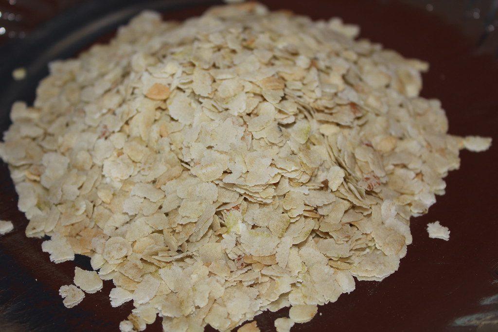 Image of Beaten Rice