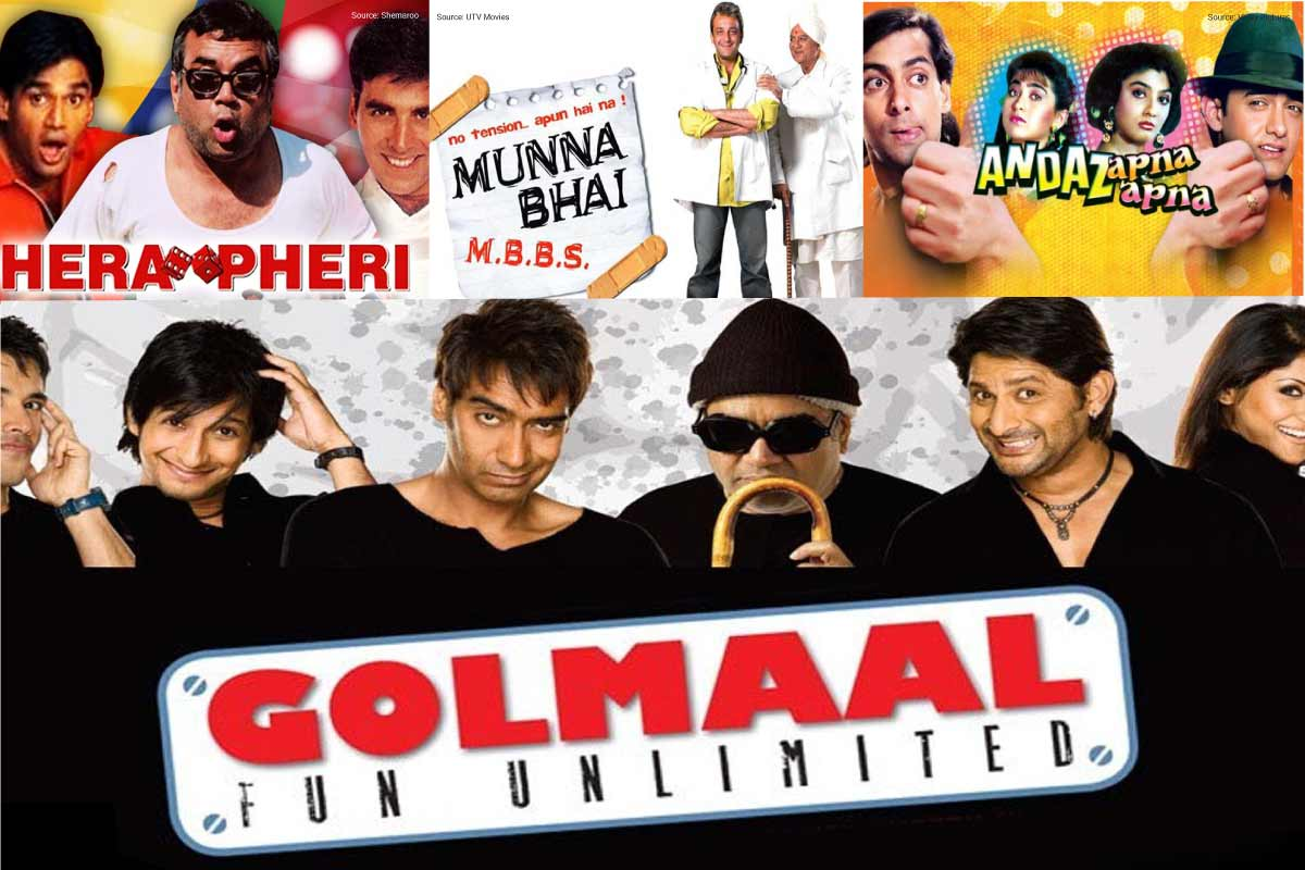 10 best Indian comedy movies to watch on Netflix   GQ India  Comedy Movies