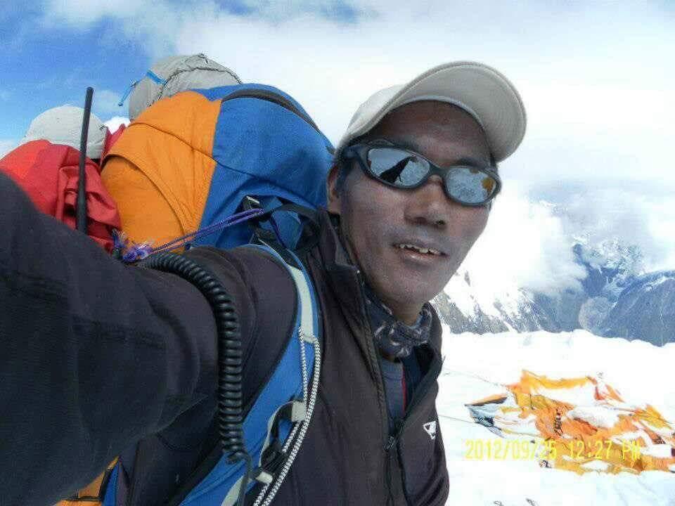 Photo of Kami Rita Sherpa