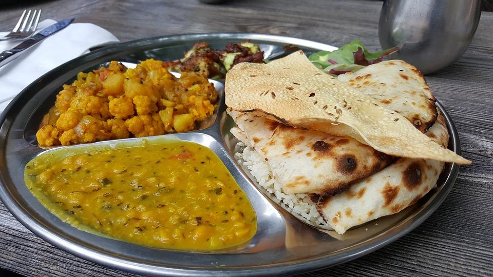 Image of veg food