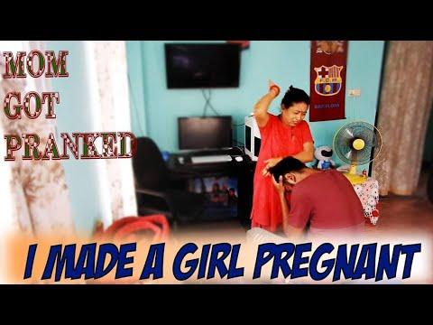 Pregnant prank gone wrong by Prankster Revival