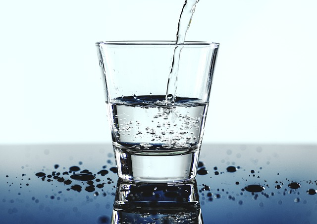 Image of glass of water