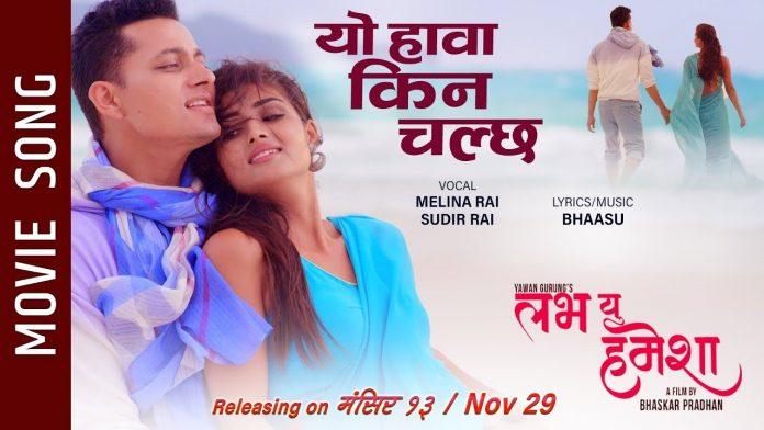 Yo Hawa Kina Chalchha Poster