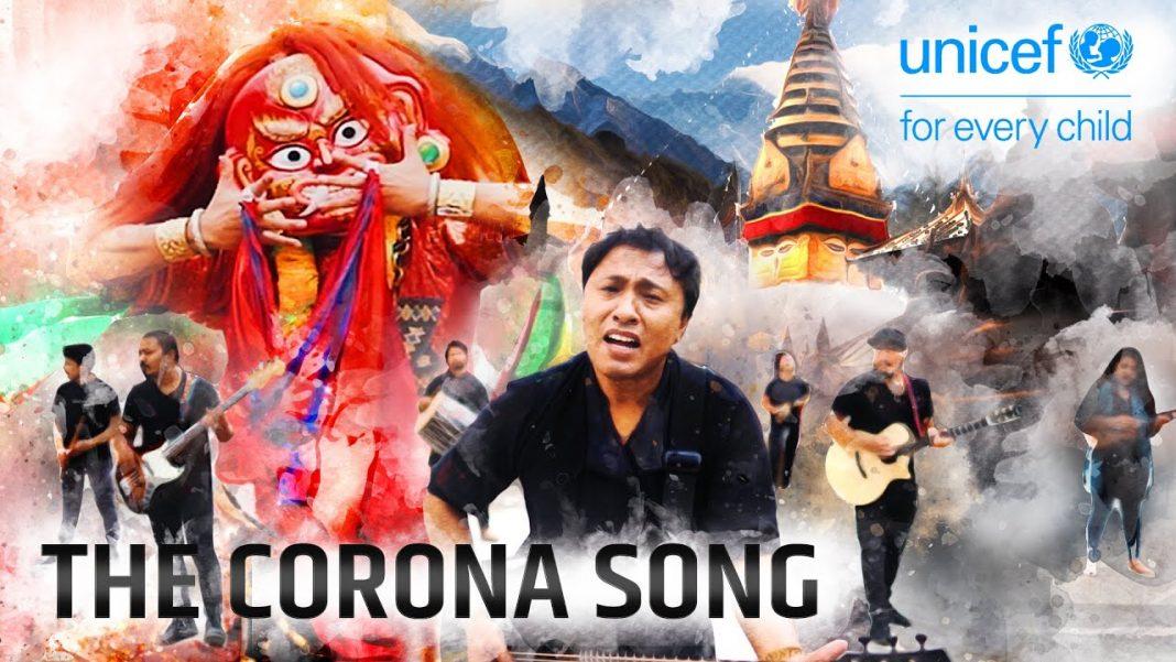 The Corona Song - Deepak Bajrachrya
